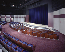 Xavier University Gallagher Center Theatre