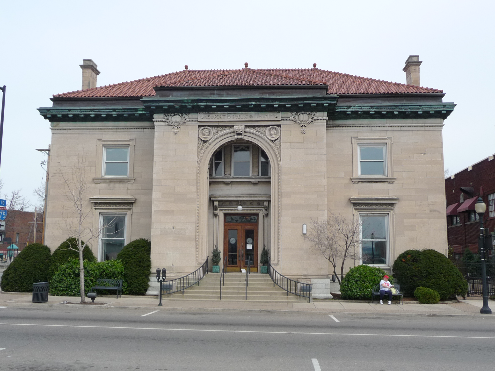 Carnegie Hall at Newport