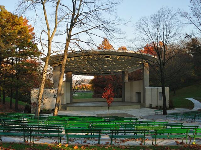 Eden Park's Seasongood Pavilion