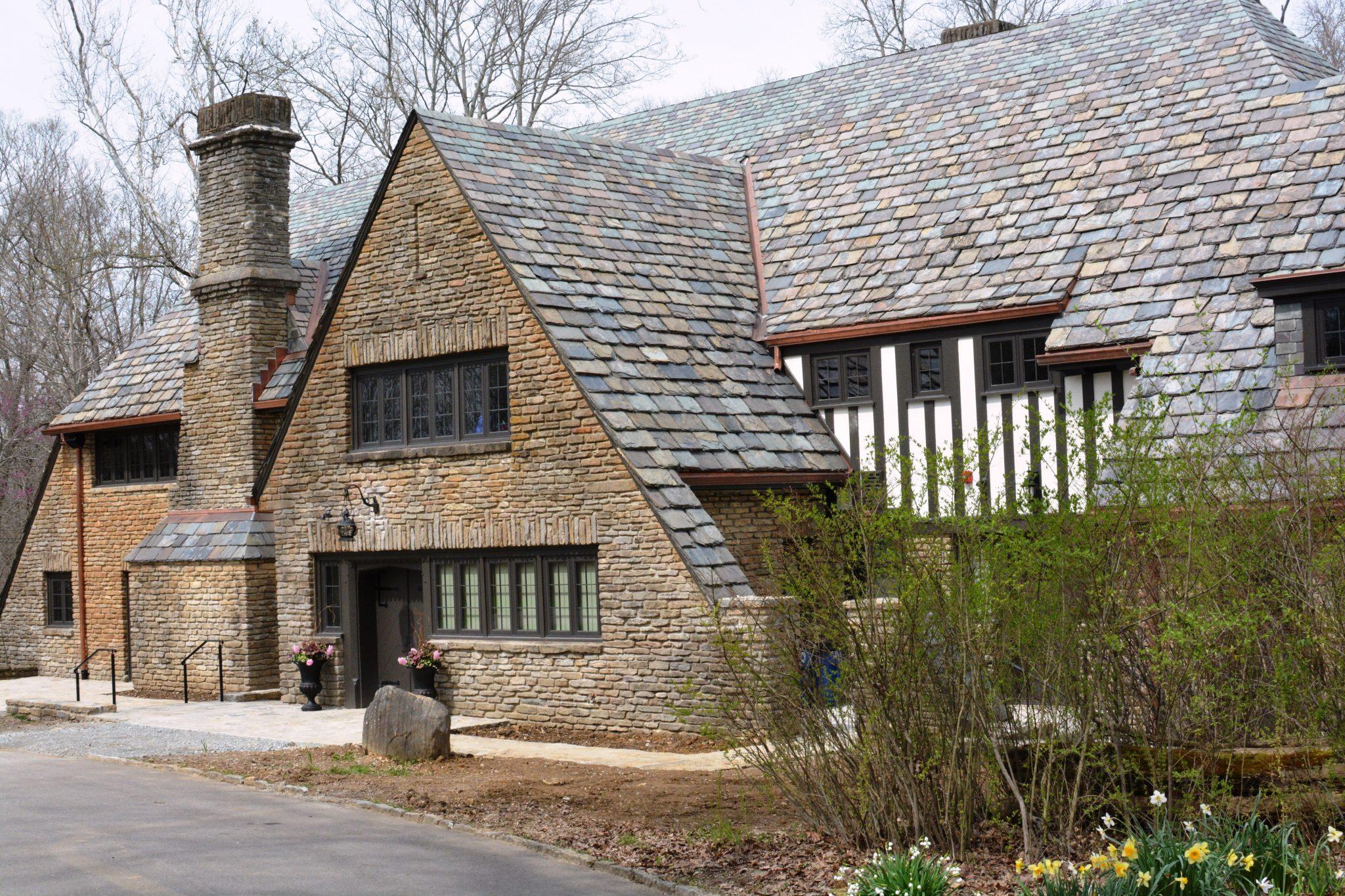 Cincinnati Nature Center Groesbeck Lodge Patio