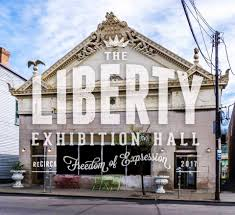 Liberty Exhibition Hall