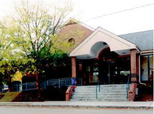 Cincinnati Public Library Oakley Branch